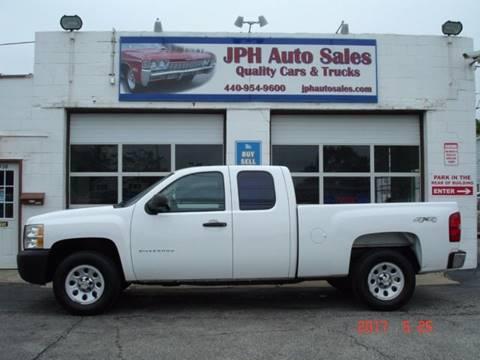 2012 Chevrolet Silverado 1500 for sale in Eastlake, OH