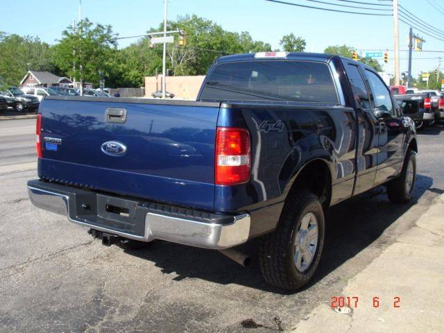 2004 Ford F-150 4dr SuperCab XLT 4WD Styleside 6.5 ft. SB - Eastlake OH