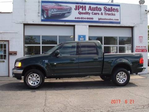 2001 Ford F-150 for sale in Eastlake, OH