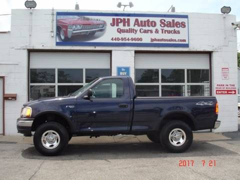 2003 Ford F-150 for sale in Eastlake, OH
