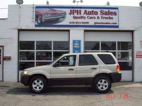 2005 Ford Escape for sale in Eastlake, OH