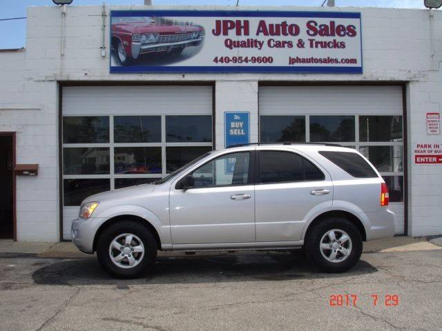 2008 Kia Sorento LX 4dr SUV 4WD - Eastlake OH