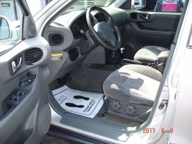 2003 Hyundai Santa Fe AWD LX 4dr SUV - Eastlake OH