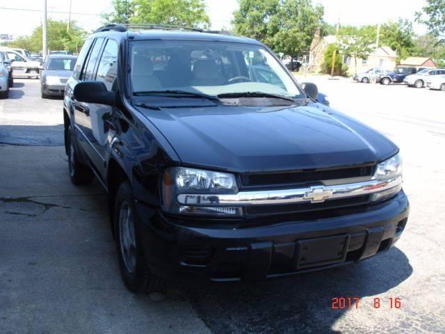 2008 Chevrolet TrailBlazer 4x4 LT1 4dr SUV - Eastlake OH