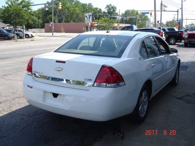 2007 Chevrolet Impala LT 4dr Sedan - Eastlake OH
