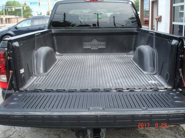 2004 Chevrolet Silverado 1500 4dr Extended Cab Z71 4WD SB - Eastlake OH