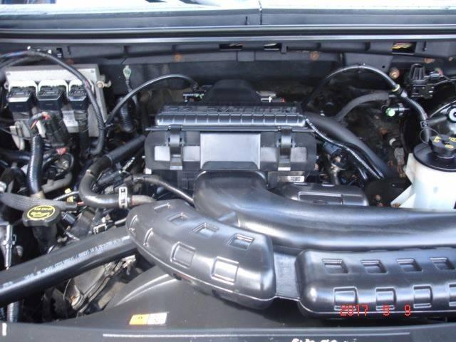 2005 Ford F-150 4dr SuperCrew Lariat 4WD Styleside 5.5 ft. SB - Eastlake OH