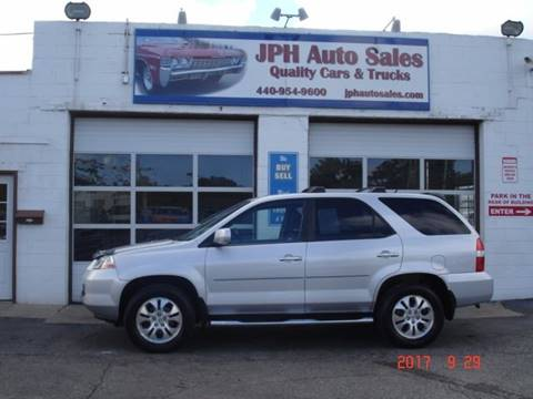 2003 Acura MDX for sale in Eastlake, OH