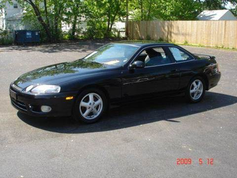 1997 Lexus SC 300 for sale at JPH Auto Sales in Eastlake OH