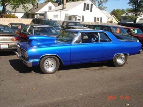 1964 Chevrolet Chevelle for sale at JPH Auto Sales in Eastlake OH