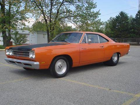 1969 Plymouth Roadrunner for sale at JPH Auto Sales in Eastlake OH