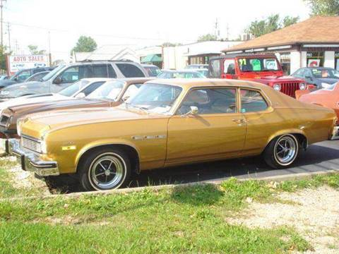 1974 Buick Apollo for sale at JPH Auto Sales in Eastlake OH