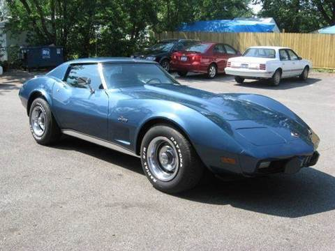 1975 Chevrolet Corvette for sale at JPH Auto Sales in Eastlake OH