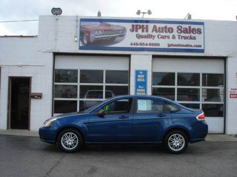 2009 Ford Focus for sale in Eastlake, OH