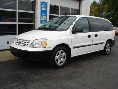 2004 Ford Freestar for sale at JPH Auto Sales in Eastlake OH