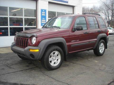 2003 Jeep Liberty for sale at JPH Auto Sales in Eastlake OH