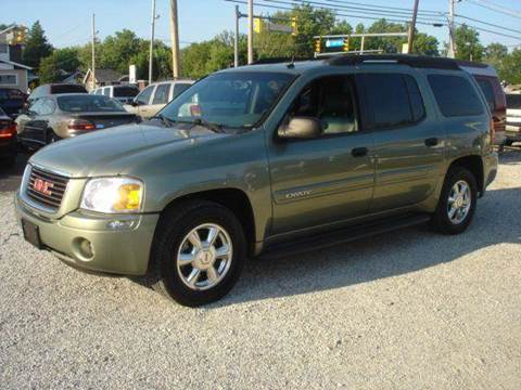 2004 GMC Envoy XL for sale at JPH Auto Sales in Eastlake OH