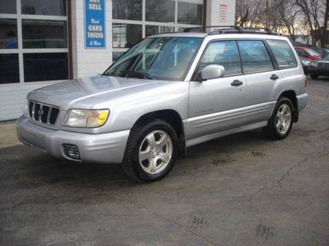 2002 Subaru Forester for sale at JPH Auto Sales in Eastlake OH