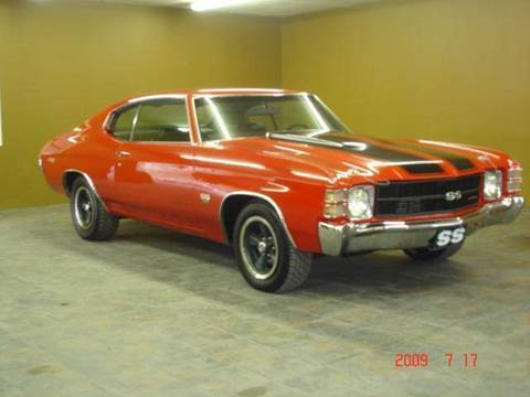 1971 Chevrolet Chevelle for sale at JPH Auto Sales in Eastlake OH