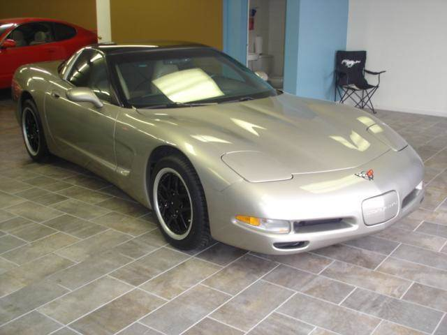 1998 Chevrolet Corvette for sale at JPH Auto Sales in Eastlake OH