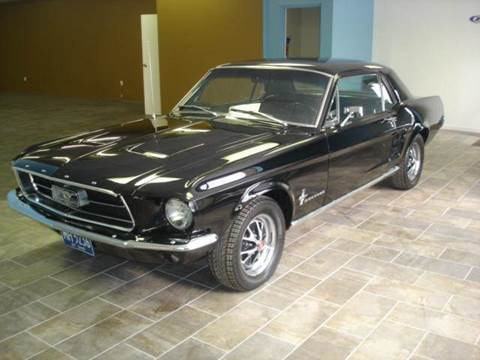 1967 Ford Mustang for sale at JPH Auto Sales in Eastlake OH
