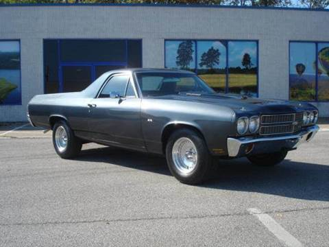 1970 Chevrolet El Camino for sale at JPH Auto Sales in Eastlake OH
