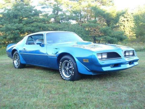 1978 Pontiac Trans Am for sale at JPH Auto Sales in Eastlake OH