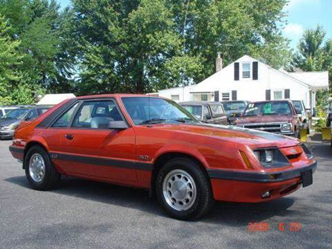 1985 Ford Mustang for sale at JPH Auto Sales in Eastlake OH