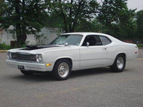 1973 Plymouth Duster for sale at JPH Auto Sales in Eastlake OH
