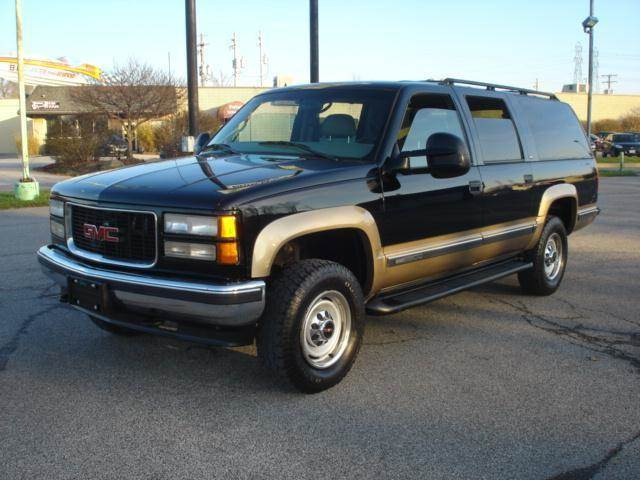 1999 GMC Suburban for sale at JPH Auto Sales in Eastlake OH