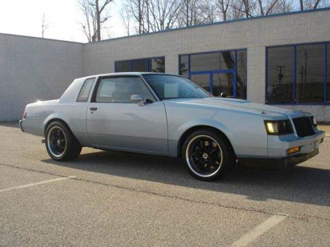 1986 Buick Regal for sale at JPH Auto Sales in Eastlake OH