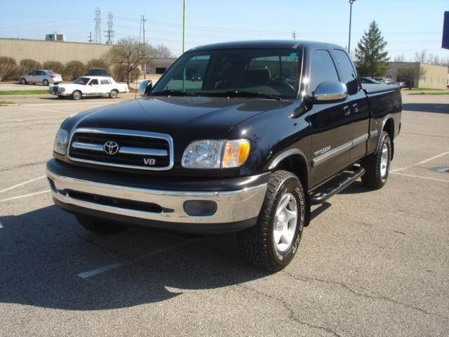 2001 Toyota Tundra for sale at JPH Auto Sales in Eastlake OH
