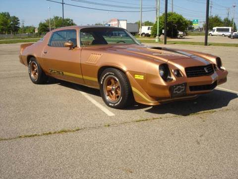 1979 Chevrolet Camaro for sale at JPH Auto Sales in Eastlake OH