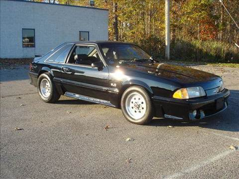 1990 Ford Mustang for sale at JPH Auto Sales in Eastlake OH