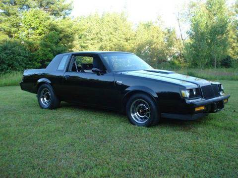 1987 Buick Grand National for sale at JPH Auto Sales in Eastlake OH