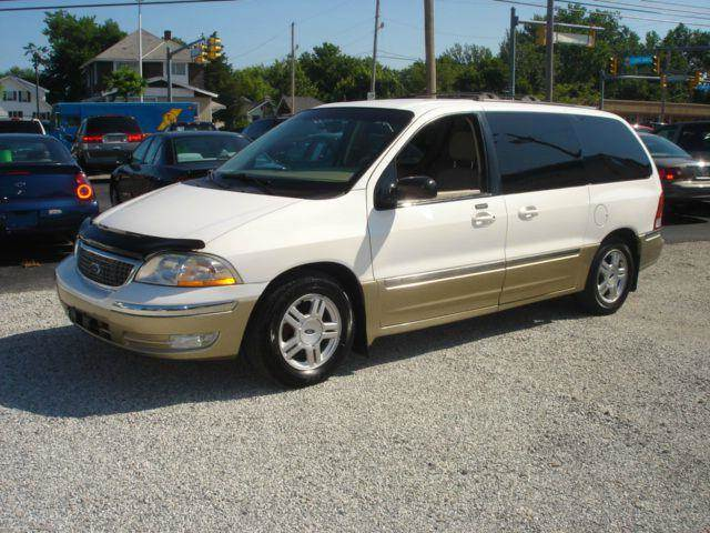 2001 Ford Windstar for sale at JPH Auto Sales in Eastlake OH