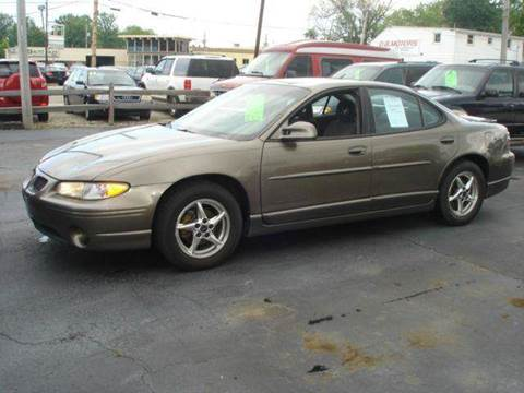 2003 Pontiac Grand Prix for sale at JPH Auto Sales in Eastlake OH
