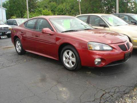2005 Pontiac Grand Prix for sale at JPH Auto Sales in Eastlake OH