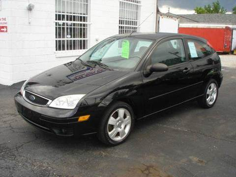 2005 Ford Focus for sale at JPH Auto Sales in Eastlake OH