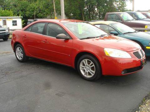 2006 Pontiac G6 for sale at JPH Auto Sales in Eastlake OH