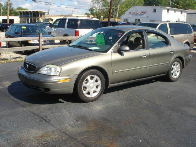 2003 Mercury Sable for sale at JPH Auto Sales in Eastlake OH