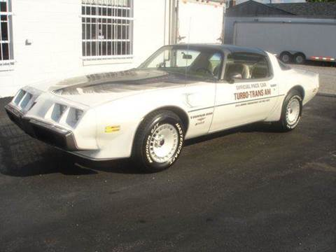 1980 Pontiac Trans Am for sale at JPH Auto Sales in Eastlake OH