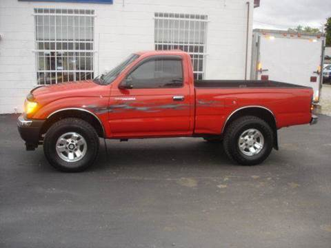 2000 Toyota Tacoma for sale at JPH Auto Sales in Eastlake OH