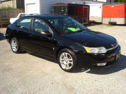2004 Saturn Ion for sale at JPH Auto Sales in Eastlake OH