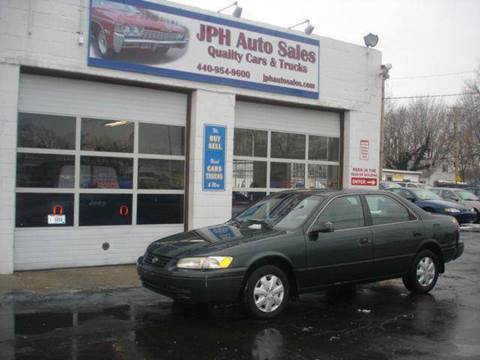 1999 Toyota Camry for sale at JPH Auto Sales in Eastlake OH