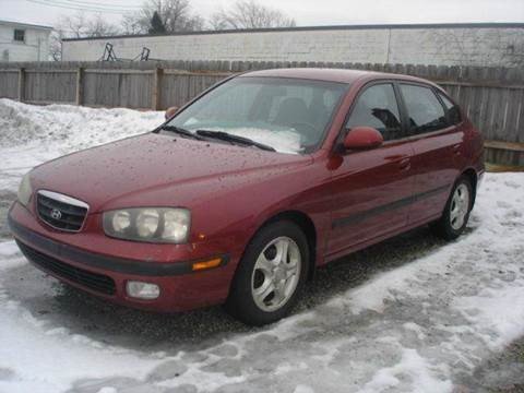 2003 Hyundai Elantra for sale at JPH Auto Sales in Eastlake OH