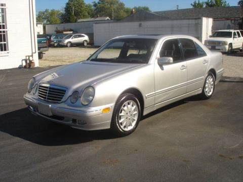 2002 Mercedes-Benz E-Class for sale at JPH Auto Sales in Eastlake OH