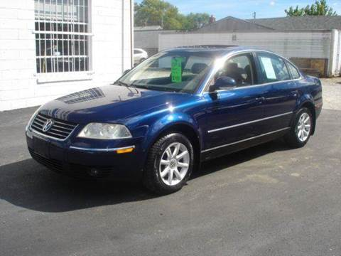 2004 Volkswagen Passat for sale at JPH Auto Sales in Eastlake OH