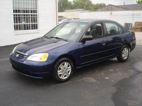 2003 Honda Civic for sale at JPH Auto Sales in Eastlake OH