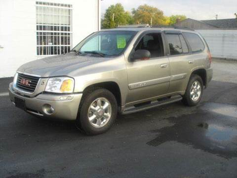 2002 GMC Envoy for sale at JPH Auto Sales in Eastlake OH